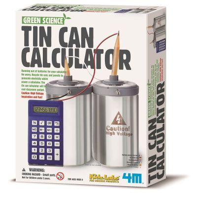 4M Tin Can Calculator | 210-68365 / EAN:4018928683652