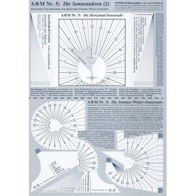 A*M 5: Die Sonnenuhren II | 10-105.SU2 / EAN:4260489740040