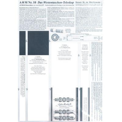 A*M10: Das Westentaschen-Teleskop | 10-110.WTT / EAN:4260489740095