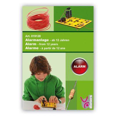 Alarmanlage Bausatz | 070-019128 / EAN:4025883191283