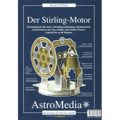 Astromedia Der Stirling-Motor   10-228.STM / EAN:4260489740217