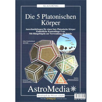 Astromedia Die 5 Platonischen Körper | 10-686.PLP / EAN:4260489744918