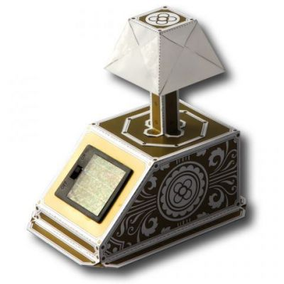 Astromedia Die Tagnacht-Lampe | 10-461.TNL / EAN:9783935364478
