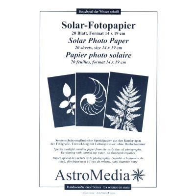 Astromedia Solar Fotopapier | 10-411.SFP / EAN:4260489740705