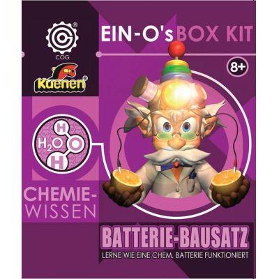 Batterie-Bausatz für Schüler | 560-95011 / EAN:4002129950118