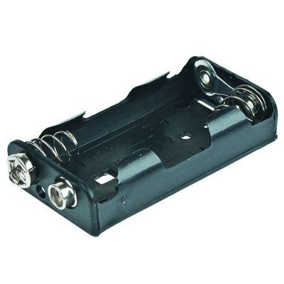 Batteriehalter für 2 Mignonzellen | 680-205189 / EAN:4015367205186