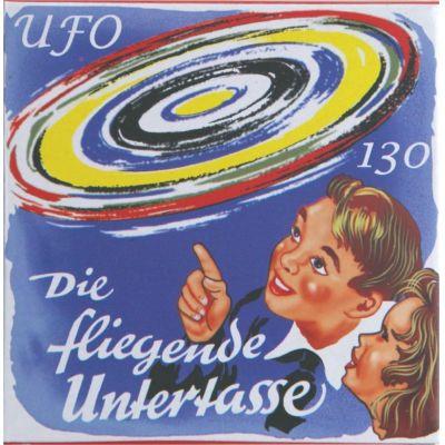 Blechspielzeug Fliegende Untertasse | 700-6398189 / EAN:8901039971304