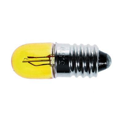 Blinkbirnchen gelb (3,5V/ 0,35A), 5 Stück   680-203081 / EAN:4260489742945
