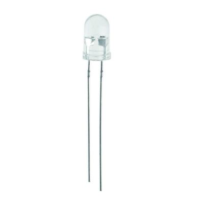 Candle Light LED gelb (5mm) | 680-208590 / EAN:4015367208590