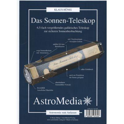 Das Sonnen-Teleskop | 10-234.STL / EAN:4260489740231