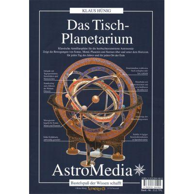 Das Tisch-Planetarium | 10-212.TPL / EAN:9783935364461