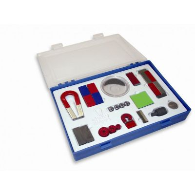 Deluxe Magnetismus Experimentierbox | 045-DLMKIT / EAN:4260489741450
