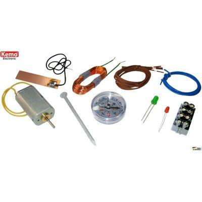 Der kleine Elektroniker Experimentierset | 420-B172 / EAN:4024028011721