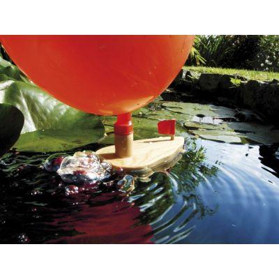 EDUPLAY Kleines Luftballonboot (Knatterboot) | 140-800171 / EAN:4260081549591