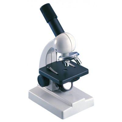 EDUPLAY Metall-Mikroskop | 140-150082 / EAN:4260197671445