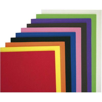 EDUPLAY Moosgummi Platten | 140-200046 / EAN:4260081543650