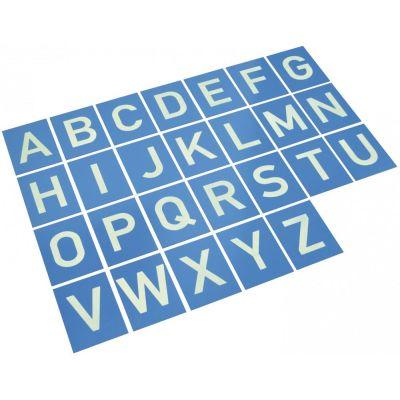 EDUPLAY Sandpapierbuchstaben A-Z | 140-120176 / EAN:4260081549829