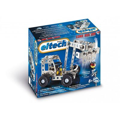 Eitech Metallbaukasten Bagger/ LKW C68 | 150-00068 / EAN:4012854000682