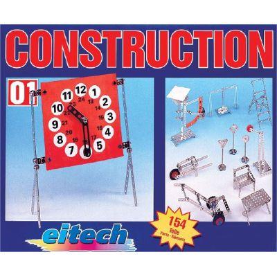 Eitech Metallbaukasten Construction C01 | 150-00001 / EAN:4012854000019