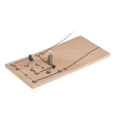 Elektronik Schaltung: Blinklicht | 680-110051 / EAN:4015367110053