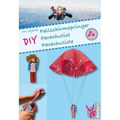 Fallschirmspringer Bausatz   070-019122 / EAN:4025883191221