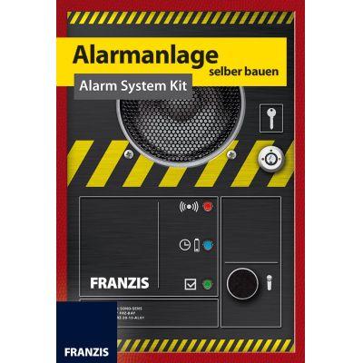 Franzis Alarmanlage selber bauen   170-652933 / EAN:9783645652933