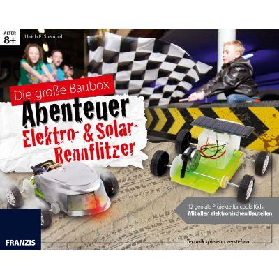Franzis Baubox Elektro- und Solarflitzer | 170-65357 / EAN:9783645653572