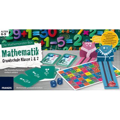 Franzis Die Mathemonster-Box   170-653077 / EAN:9783645653077