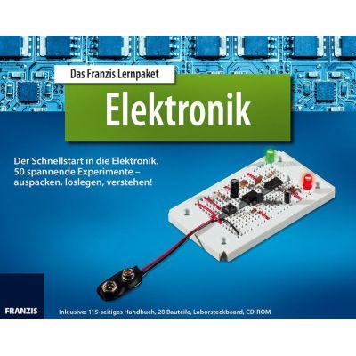 Franzis Lernpaket Elektronik | 170-652728 / EAN:9783645652728