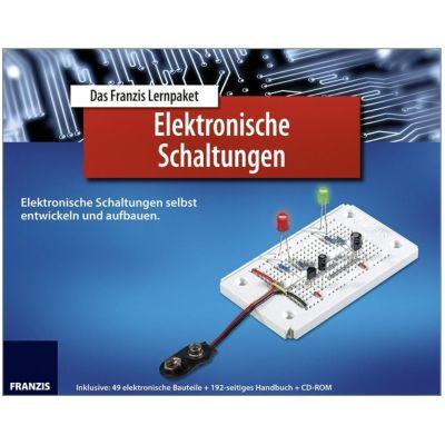 Franzis Lernpaket Elektronische Schaltungen | 170-651950 / EAN:9783645651950