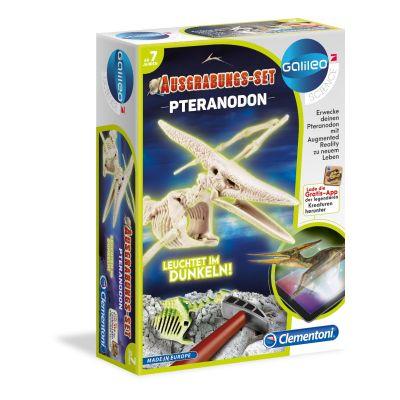 Galileo Ausgrabungsset Pteranodon | 043-59004.9 / EAN:8005125590049