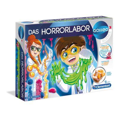Galileo Das Horrorlabor   043-59061.2 / EAN:8005125590612