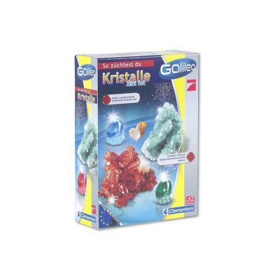 Galileo Kristalle selbst züchten - Mini Set | 043-69936.0 / EAN:8005125699360
