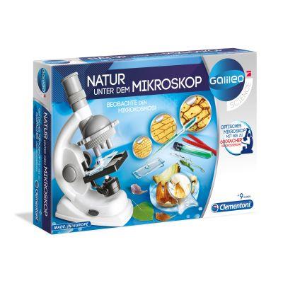 Galileo Natur unter dem Mikroskop | 043-69804.2 / EAN:8005125698042