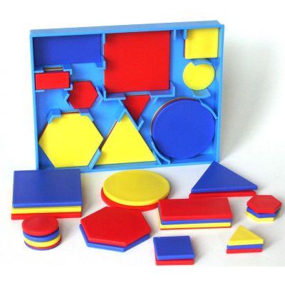 Geo-Set 60, groß - Geometrische Figuren | 045-52137 / EAN:5060138825475