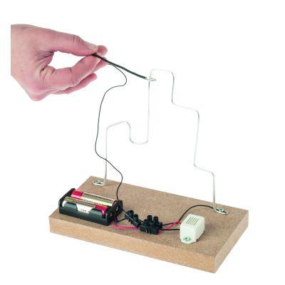 Geschicklichkeitsspiel Heißer Draht   680-111563 / EAN:4015367111562
