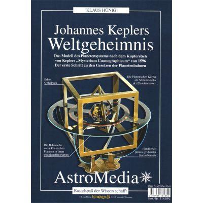 Johannes Keplers Weltgeheimnis | 10-214.KPL / EAN:9783935364355