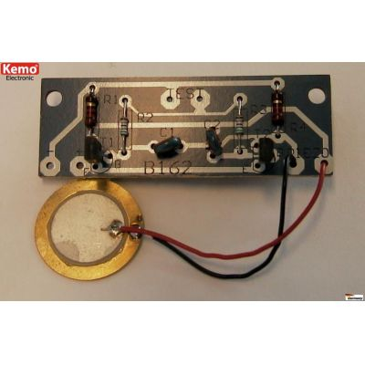 Kemo Durchgangsprüfer mit Piezo | 420-B162 / EAN:4024028011622