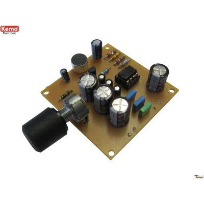 Kemo Parabol-Mikrofon | 420-B085 / EAN:4024028010854