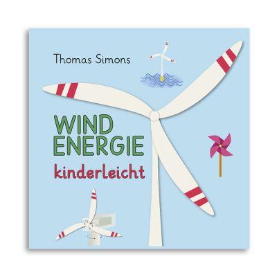 Kinderbuch Windenergie | 655-10800 / EAN:4037373108008