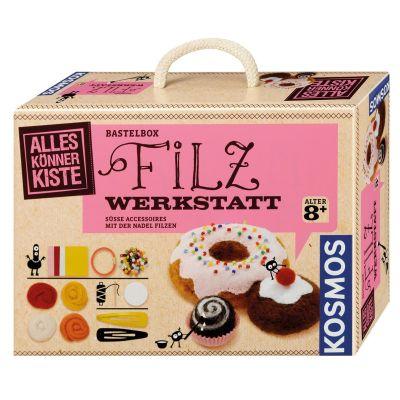 KOSMOS Bastelbox Filz-Werkstatt | 450-604172 / EAN:4002051604172