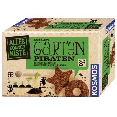 KOSMOS Bastelbox Garten-Piraten | 450-604028 / EAN:4002051604028