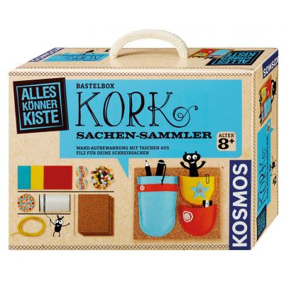 KOSMOS Kork Sachen-Sammler | 450-604271 / EAN:4002051604271