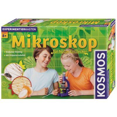 KOSMOS Mikroskop für Natur-Entdecker | 450-635213 / EAN:4002051635213