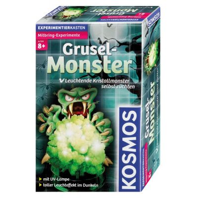 KOSMOS Mitbringexperiment Gruselmonster | 450-657369 / EAN:4002051657369