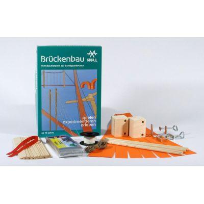 Kraul Brückenbau Experimentierkasten | 490-586 / EAN:4032066058608