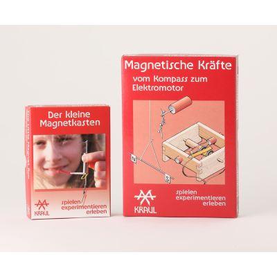 Kraul Der Kleine Magnetkasten Experimentierkasten | 490-560 / EAN:4032066056000