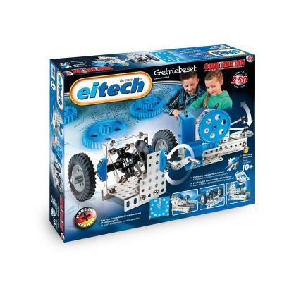 Metallbaukasten Getriebeset | 150-00007 / EAN:4012854200266
