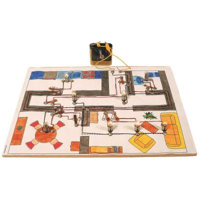 Modell Haus-Elektroinstallation   680-103395 / EAN:4015367103390