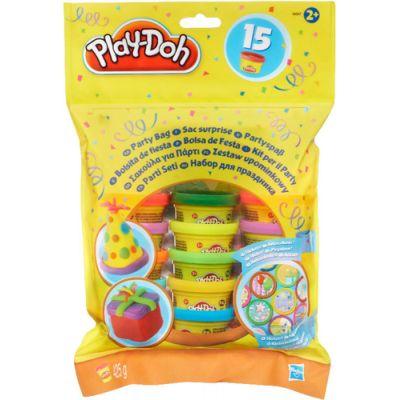 Play-Doh Partyknete mit Stickern | 280-63212741 / EAN:5010994913458
